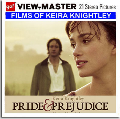 Keira Knightley View-Master
