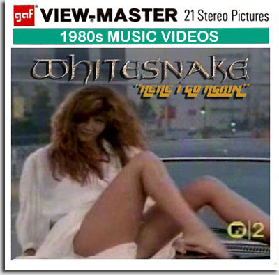 Whitesnake View-Master