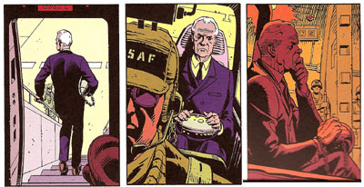 Watchmen #10 panel