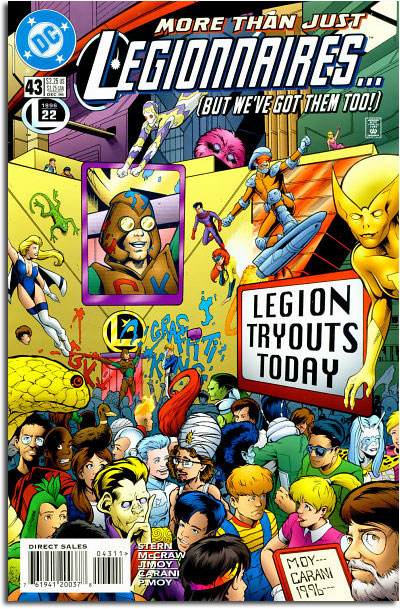 Legionnaires #43