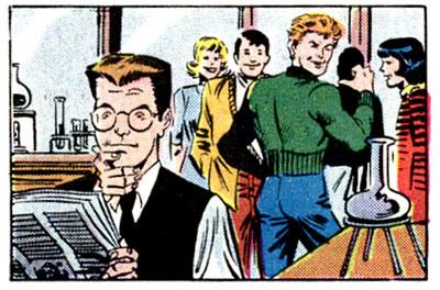 Marvel Saga #1