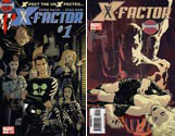 X-Factor #1-2