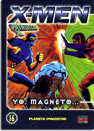 Yo, Magneto