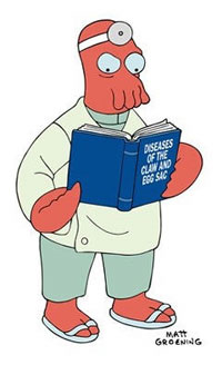 Dr. John Zoidberg