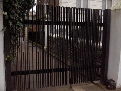 ABC gate