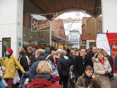 St Albans street market