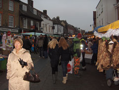 St. Albans Street Market