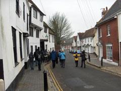 St Albans street