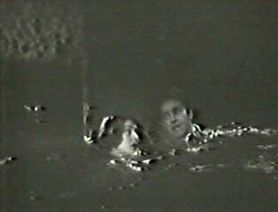 Calling Paul Temple: Steve and Paul almost drowned