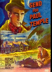 Send for Paul Temple: movie poster