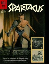 1960 historical epic starring kirk douglas