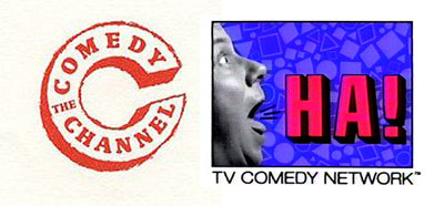 Comedy Channel and Ha!