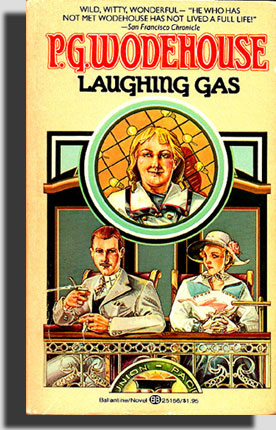 Ballantine edition of Laughing Gas