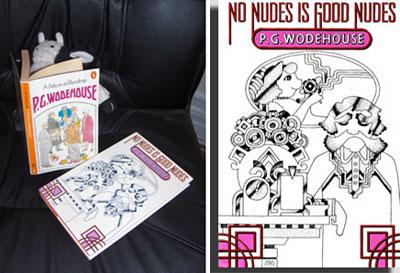 Reading 'No Nudes'