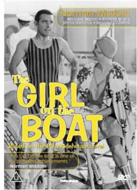 The Girl on the Boat movie