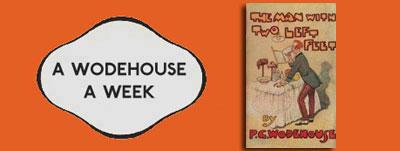 A Wodehouse a Week banner