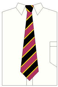 Drones Club tie