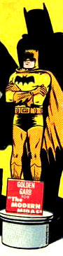 Gold Bat