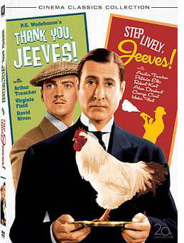 Thank You, Jeeves! movie